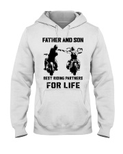 BEST RIDING PARTNERS FOR LIFE - MB358 Hooded Sweatshirt thumbnail