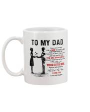 NURSE DAD  Mug back