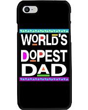 WORLD'S DOPEST DAD - MB232 Phone Case thumbnail