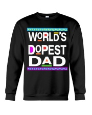 WORLD'S DOPEST DAD - MB232 Crewneck Sweatshirt thumbnail