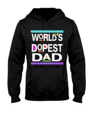 WORLD'S DOPEST DAD - MB232 Hooded Sweatshirt thumbnail