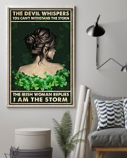 I AM THE STORM  24x36 Poster lifestyle-poster-1