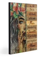 A PERFECTLY PUT TOGETHER MESS 20x30 Gallery Wrapped Canvas Prints front