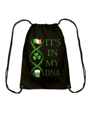 IT'S IN MY DNA Drawstring Bag thumbnail