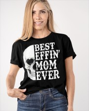 BEST EFFIN' MOM EVER Classic T-Shirt apparel-classic-tshirt-lifestyle-front-100