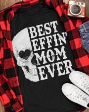 BEST EFFIN' MOM EVER Classic T-Shirt apparel-classic-tshirt-lifestyle-front-163