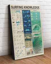 SURFING KNOWLEDGE 20x30 Gallery Wrapped Canvas Prints aos-canvas-pgw-20x30-lifestyle-front-14