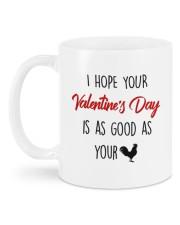 AS GOOD AS YOUR COCK Mug back
