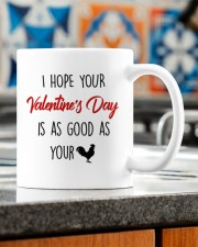 AS GOOD AS YOUR COCK Mug ceramic-mug-lifestyle-57