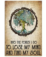TO LOSE MY MIND AND FIND MY SOUL 11x17 Poster thumbnail