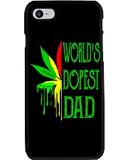 WORLD'S DOPEST DAD - MB145 Phone Case thumbnail