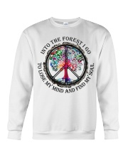 Into the forest I go  Crewneck Sweatshirt thumbnail