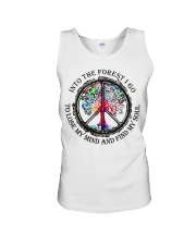 Into the forest I go  Unisex Tank thumbnail