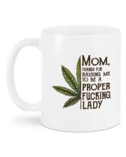 A PROPER LADY  Mug back