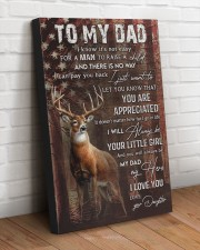 TO MY DAD  20x30 Gallery Wrapped Canvas Prints aos-canvas-pgw-20x30-lifestyle-front-14
