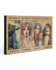 THE MOUTH OF A SAILOR 30x20 Gallery Wrapped Canvas Prints front