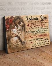 I choose you 30x20 Gallery Wrapped Canvas Prints aos-canvas-pgw-30x20-lifestyle-front-07