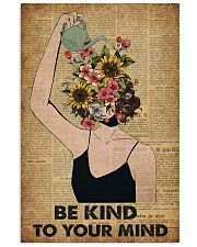 Be kind to your mind 11x17 Poster thumbnail