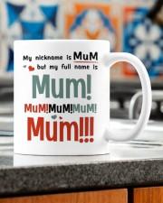 MY NICKNAME IS MUM  Mug ceramic-mug-lifestyle-57