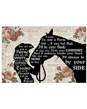 YOU ARE NOT JUST A HORSE 17x11 Poster thumbnail