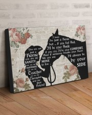 YOU ARE NOT JUST A HORSE 30x20 Gallery Wrapped Canvas Prints aos-canvas-pgw-30x20-lifestyle-front-07