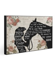 YOU ARE NOT JUST A HORSE 30x20 Gallery Wrapped Canvas Prints front