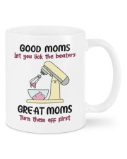 GOOD MOMS LET YOU LICK THE BEATERS  Mug front