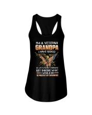 I'm A Veteran Grandpa - MB49 Ladies Flowy Tank thumbnail