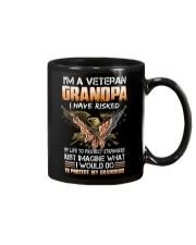I'm A Veteran Grandpa - MB49 Mug thumbnail