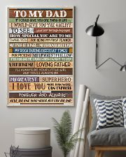 TO MY DAD - MB275 24x36 Poster lifestyle-poster-1