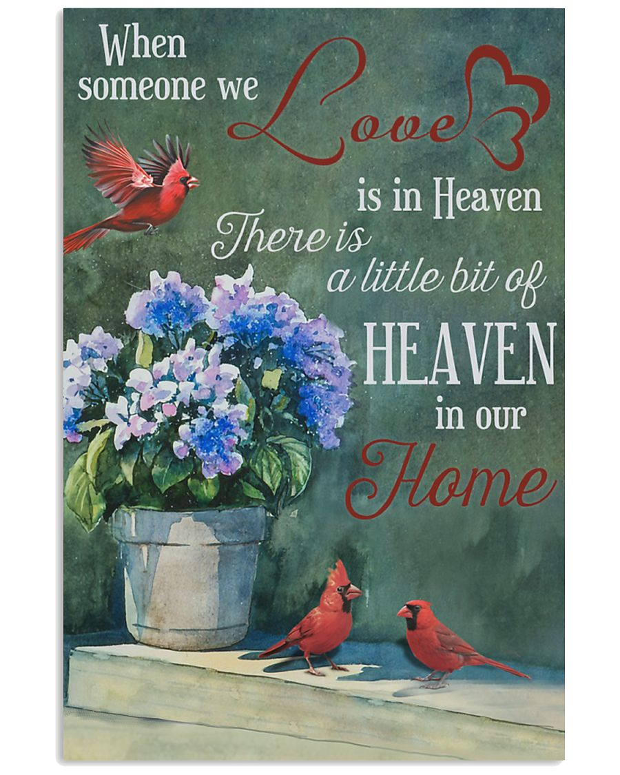 HEAVEN IN OUR HOME  - MB332 16x24 Poster
