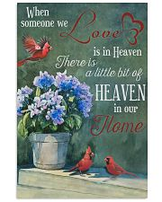 HEAVEN IN OUR HOME  - MB332 16x24 Poster front