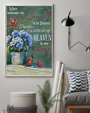 HEAVEN IN OUR HOME  - MB332 16x24 Poster lifestyle-poster-1