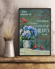 HEAVEN IN OUR HOME  - MB332 16x24 Poster lifestyle-poster-3