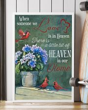 HEAVEN IN OUR HOME  - MB332 16x24 Poster lifestyle-poster-4