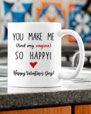 YOU MAKE ME SO HAPPY Mug ceramic-mug-lifestyle-57