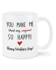 YOU MAKE ME SO HAPPY Mug front