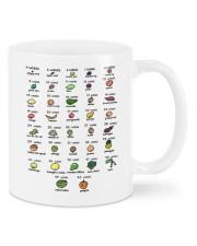 BABY SIZE Mug front