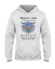 Sing me a song  Hooded Sweatshirt thumbnail