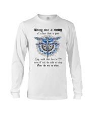 Sing me a song  Long Sleeve Tee thumbnail