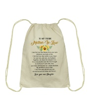 TO MY FUTURE MOTHER-IN-LAW Drawstring Bag thumbnail