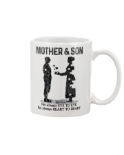 MILITARY MOM Mug front