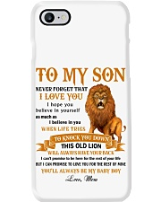 TO MY SON - MB350 Phone Case thumbnail
