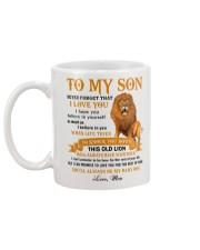 TO MY SON - MB350 Mug back