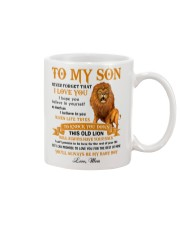 TO MY SON - MB350 Mug front