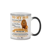 TO MY SON - MB350 Color Changing Mug thumbnail