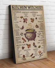 KITCHEN WITCHERY 20x30 Gallery Wrapped Canvas Prints aos-canvas-pgw-20x30-lifestyle-front-14