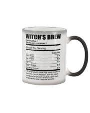 WITCH'S BREW Color Changing Mug tile