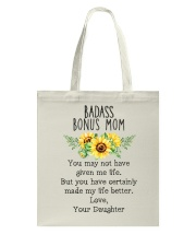 Badass Bonus Mom - MB45 Tote Bag thumbnail