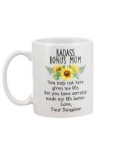Badass Bonus Mom - MB45 Mug back